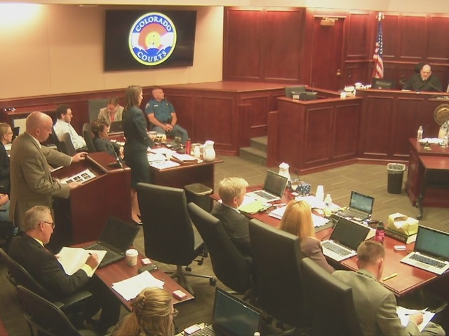 Aurora movie theater shooting judge reprimands lawyers for causing trial delays