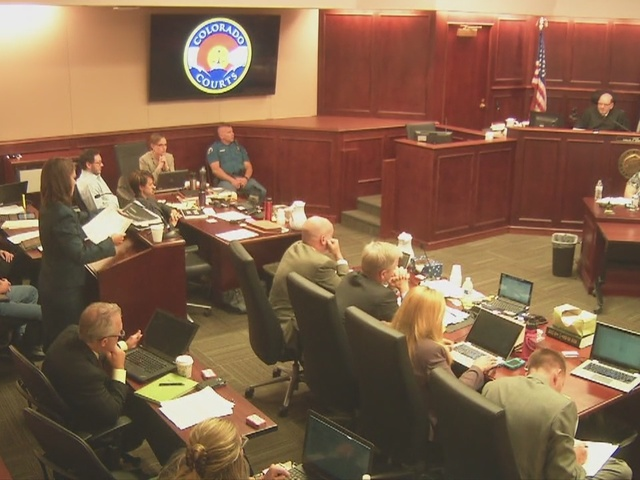 Aurora movie theater shooting judge scolds lawyers over lateness of…