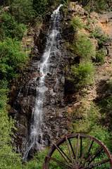 Great Colorado Waterfalls With Little To No Hiking Denver - Colorado waterfalls map