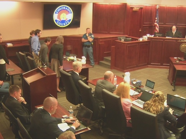FULL READING: Phase 2 sentencing verdict of theater shooting trial: Jury…