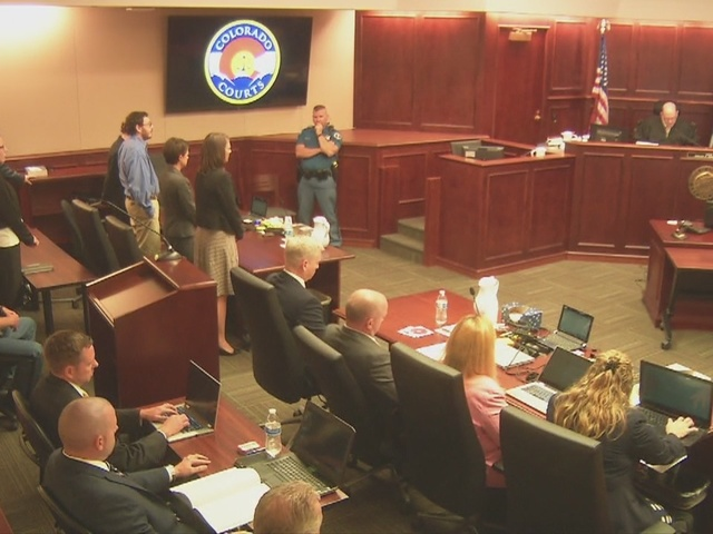 Phase 2 sentencing verdict of theater shooting trial: Jury moves toward…