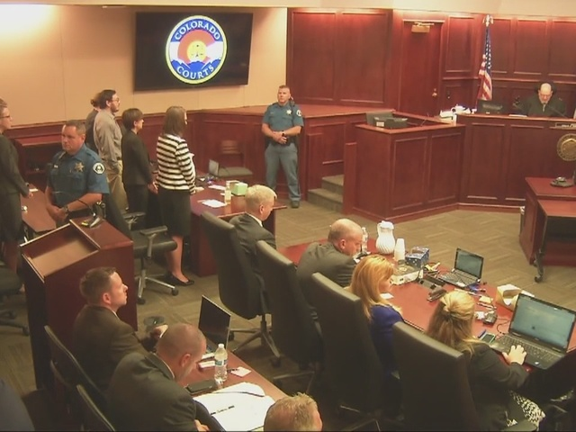 James Holmes sentenced to life in prison for the Aurora theater shooting