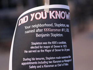 Stapleton neighborhood group won't change name