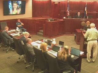 Day 65 - Non-capital sentencing hearing begins