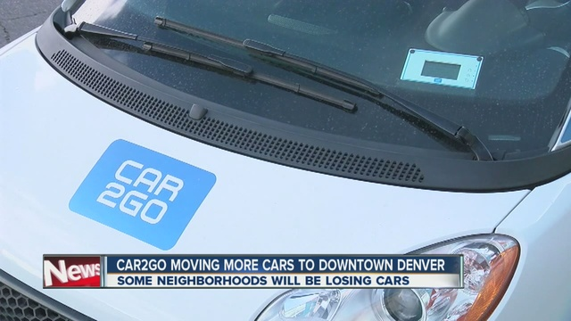 Car2go Removing Smart Cars From Some Metro Area Neighborhoods