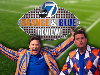 WATCH LIVE NOW: Orange & Blue Review