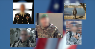 army romance scammers