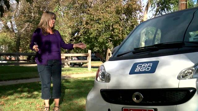 Denver Neighbors Bothered By Sudden Surge In Car2go Vehicles On