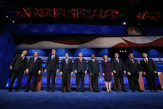 Who won the GOP Debate? Cast your vote