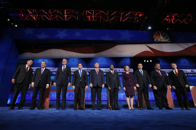 George Brauchler analyses GOP debate