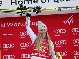 Lindsey Vonn wins World Cup for 16th time
