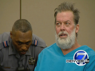 Judge: Colorado clinic shooter still incompetent