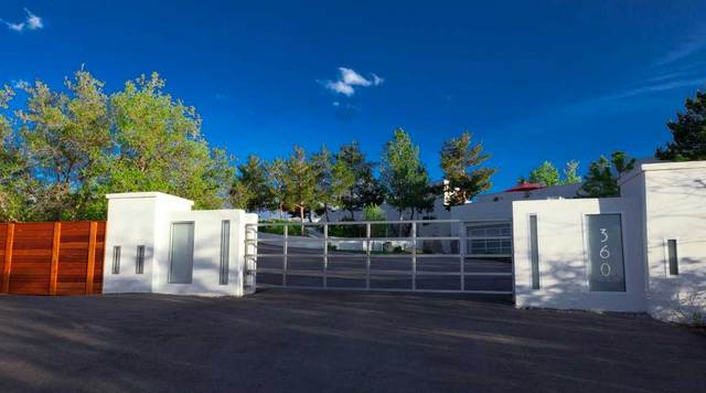 Extreme Homes Of Colorado: Go Behind The Gates Of A Modern And Contemporary  Castle Pines Estate