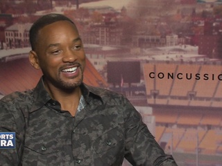 Will Smith talks 'Concussion' with 7Sports