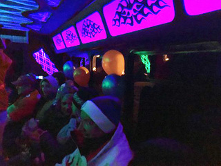 Pot party bus launches in Denver