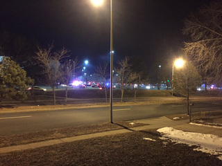 Springs PD: 2 injured in drive-by mall shooting