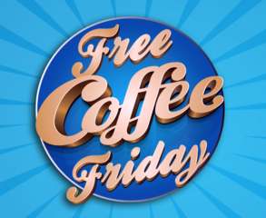 #FreeCoffeeFriday: Hang with the Denver7 crew!