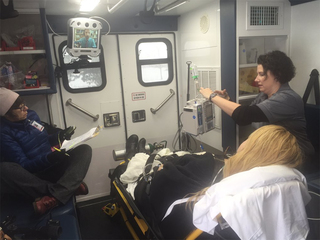 UCHealth: Mobile Stroke Unit saves time & lives
