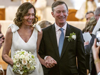 Hick got hitched: Gov. marries Robin Pringle