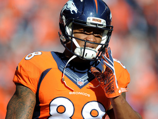 Broncos' Thomas headed to Pro Bowl