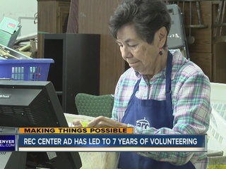 Volunteer ad leads to long-term commitment