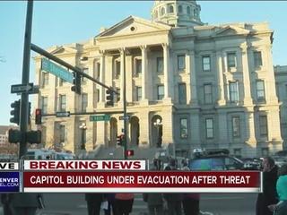 No bomb found at Capitol following evacuation
