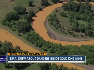 EPA says it can't pay damages from mine spill