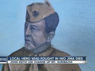 Iwo Jima hero dies in Arvada
