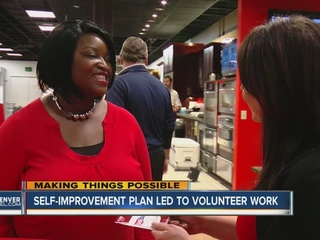 Volunteer inspired by family medical history