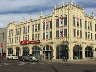 Sports Authority closing iconic Sports Castle