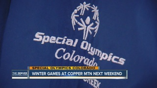 Special Olympians prepare for the Winter Games