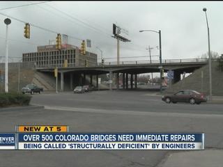 6% of Colorado bridges structurally deficient