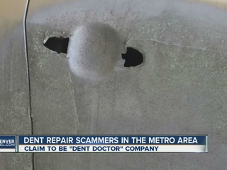 Metro scammers using Dent Doctor's name to steal