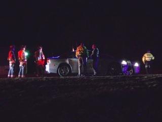 Woman struck, killed on I-25 near Johnstown