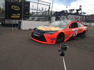 Denver's NASCAR team has teamed up with JGR