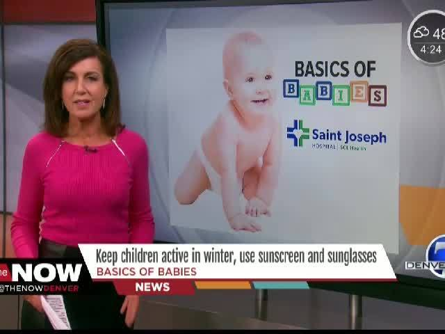 Keeping Kids Active in Winter