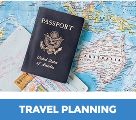 Travel research, planning and resources