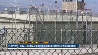 Colo. governor against Gitmo detainee transfers