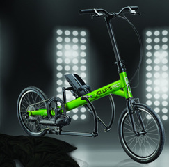 ElliptiGO: A new form of low-impact workout