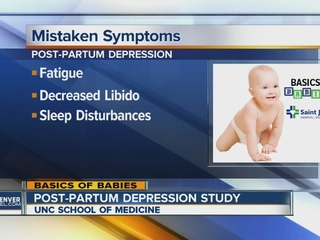 New postpartum study may improve treatment