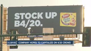 Totino's ads focus on pot smokers