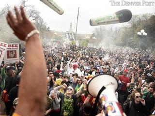 Despite snowstorm, 4/20 Festival will blaze on