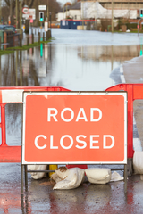 Floods can happen anywhere – Be ready