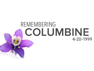 Colorado pays tribute to Columbine HS victims