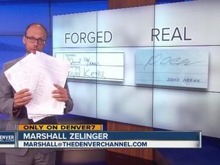 Forged signatures could hamper Keyser Senate run