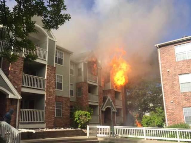 Explosion, Fire At Apartment Complex In Denver Tech Center   Denver7  TheDenverChannel.com