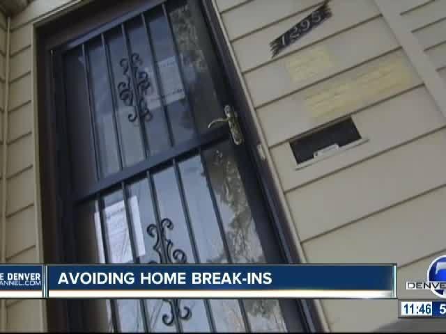Avoiding Home Break-ins
