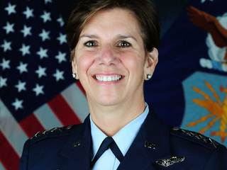 1st woman to lead top-tier US combat command