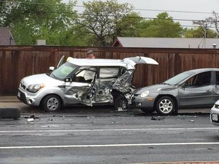 Police: Woman with medical issue causes crashes