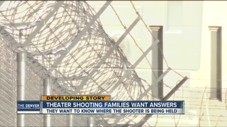 Theater shooting victims' families want answers